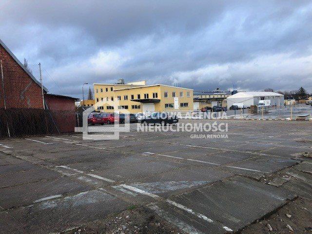 Działka przemysłowo-handlowa pod dzierżawę Gdańsk, Orunia  2000m2 Foto 4