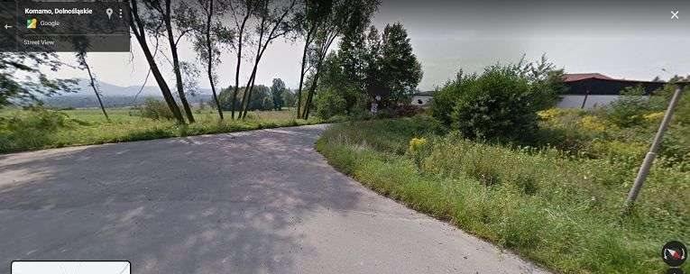 Działka budowlana na sprzedaż Komarno, Widokowa  1077m2 Foto 13
