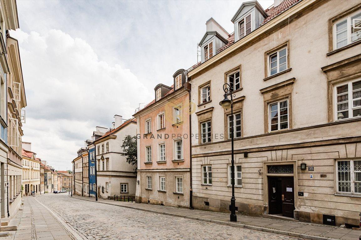 Mieszkanie trzypokojowe na sprzedaż Warszawa, Stare Miasto, Mostowa  55m2 Foto 10