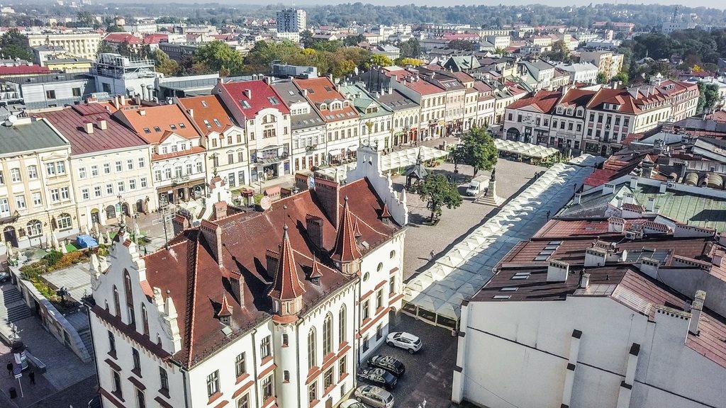 Lokal użytkowy na sprzedaż Rzeszów, rynek Rynek  623m2 Foto 1