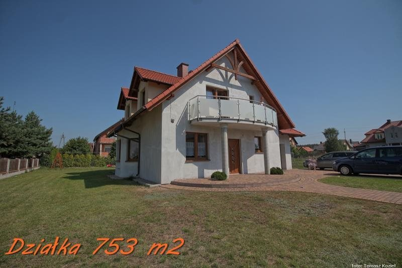 Dom na sprzedaż Kiełpino, Jezioro, Kościół, Las, Przychodnia, Rzeka, Szkoła,, Sikorskiego  136m2 Foto 1