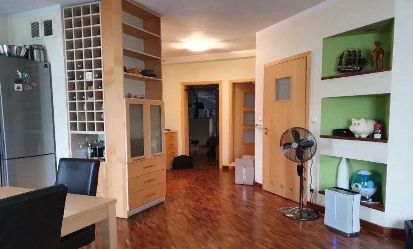 Mieszkanie trzypokojowe na wynajem Poznań, Stare Miasto, Naramowice  63m2 Foto 1