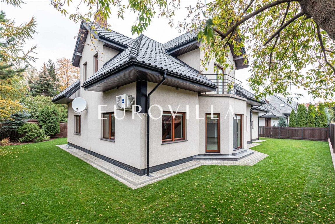 Dom na wynajem Warszawa, Wilanów, Rumiana  316m2 Foto 1