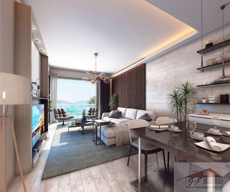 Mieszkanie dwupokojowe na sprzedaż Turcja, Alanya - Kestel, Alanya - Kestel  76m2 Foto 8