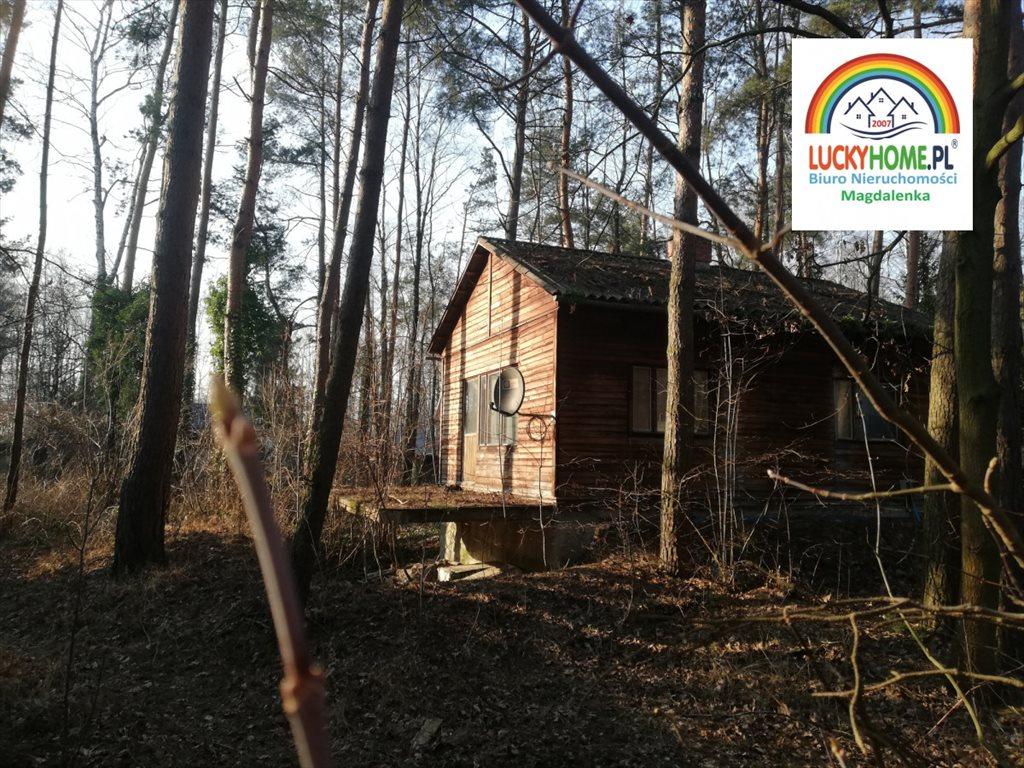 Działka budowlana na sprzedaż Magdalenka  1162m2 Foto 3