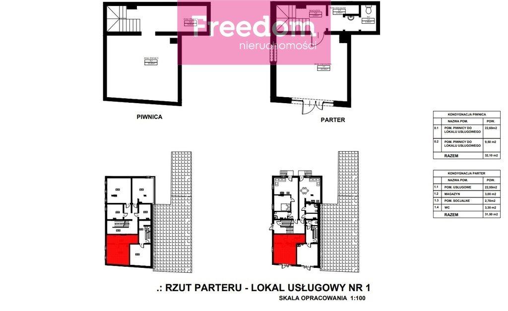 Lokal użytkowy na sprzedaż Pasłęk, Bolesława Chrobrego  64m2 Foto 6