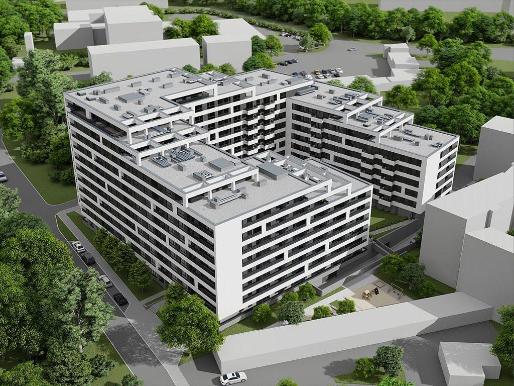Mieszkanie dwupokojowe na sprzedaż Szczecin, Centrum  40m2 Foto 2