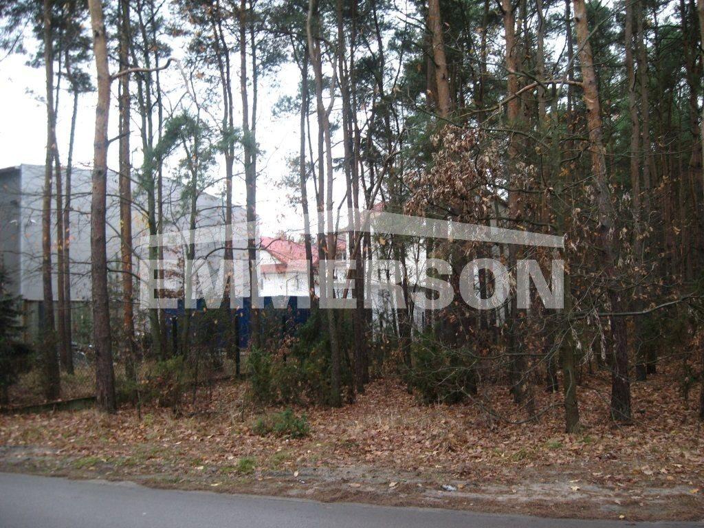 Działka budowlana na sprzedaż Józefów, Lisia  5471m2 Foto 1