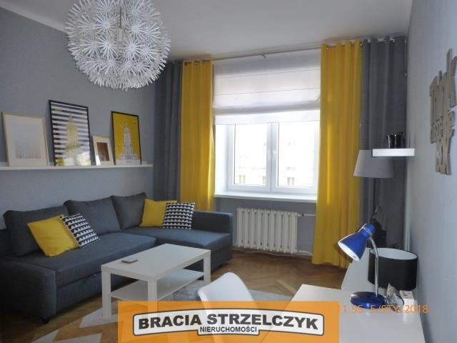 Mieszkanie dwupokojowe na wynajem Warszawa, Śródmieście, Ludwika Waryńskiego  41m2 Foto 10