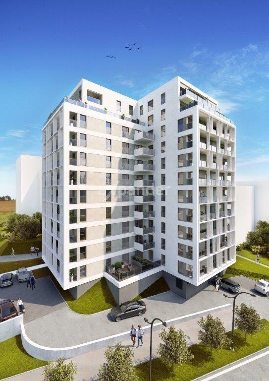 Mieszkanie trzypokojowe na sprzedaż Katowice, Bogucice, Wiertnicza  51m2 Foto 1