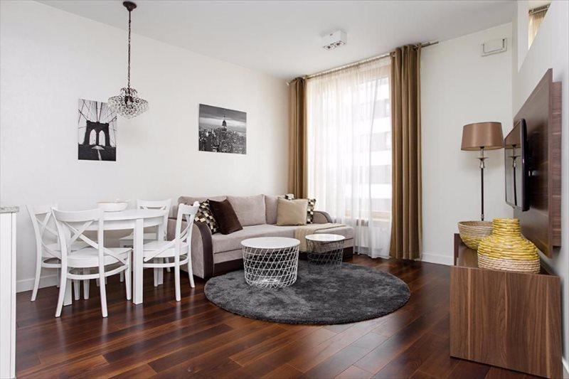 Mieszkanie dwupokojowe na sprzedaż Warszawa, Śródmieście, TRIO Apartments, ul. Stawki 2a, bezpośrednio od właściciela, metro Dw. Gdański 2a  47m2 Foto 1