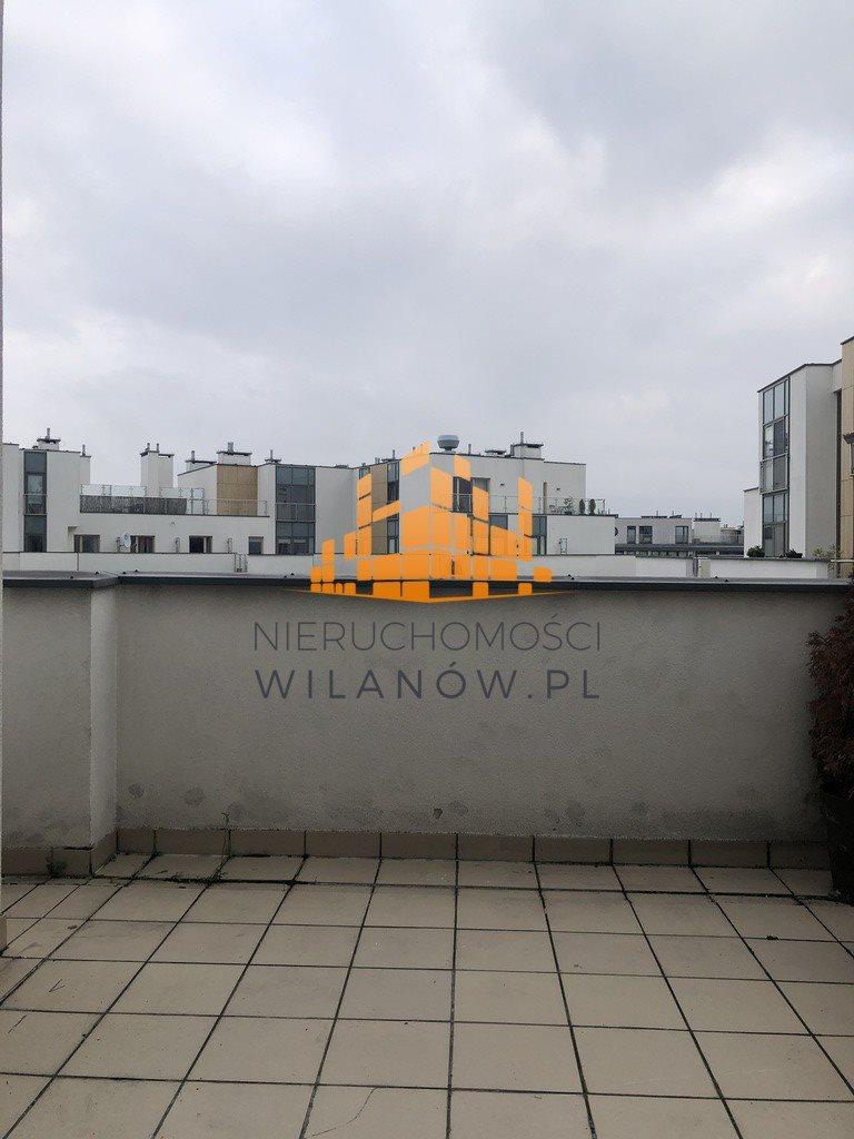 Mieszkanie dwupokojowe na wynajem Warszawa, Wilanów, Sarmacka  40m2 Foto 8