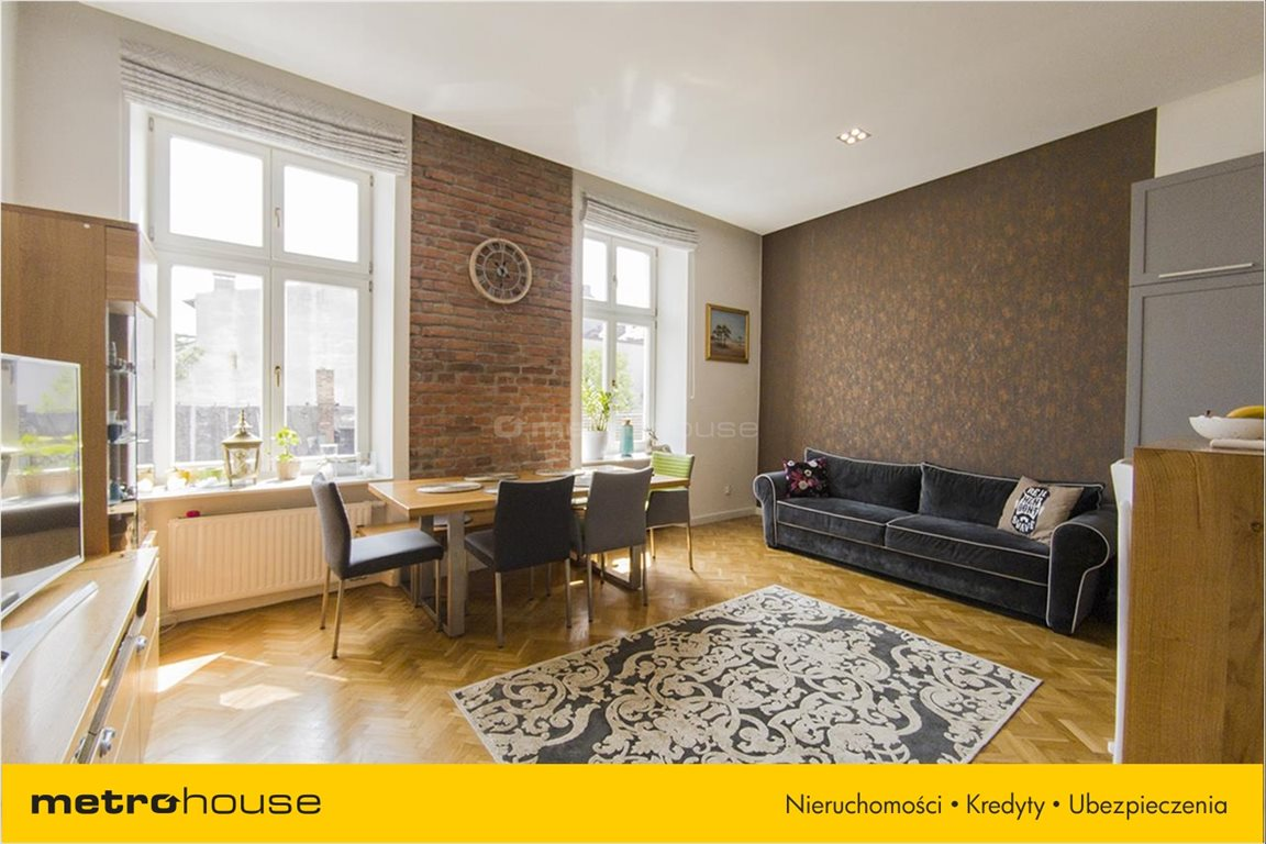 Mieszkanie trzypokojowe na sprzedaż Kraków, Podgórze  68m2 Foto 2