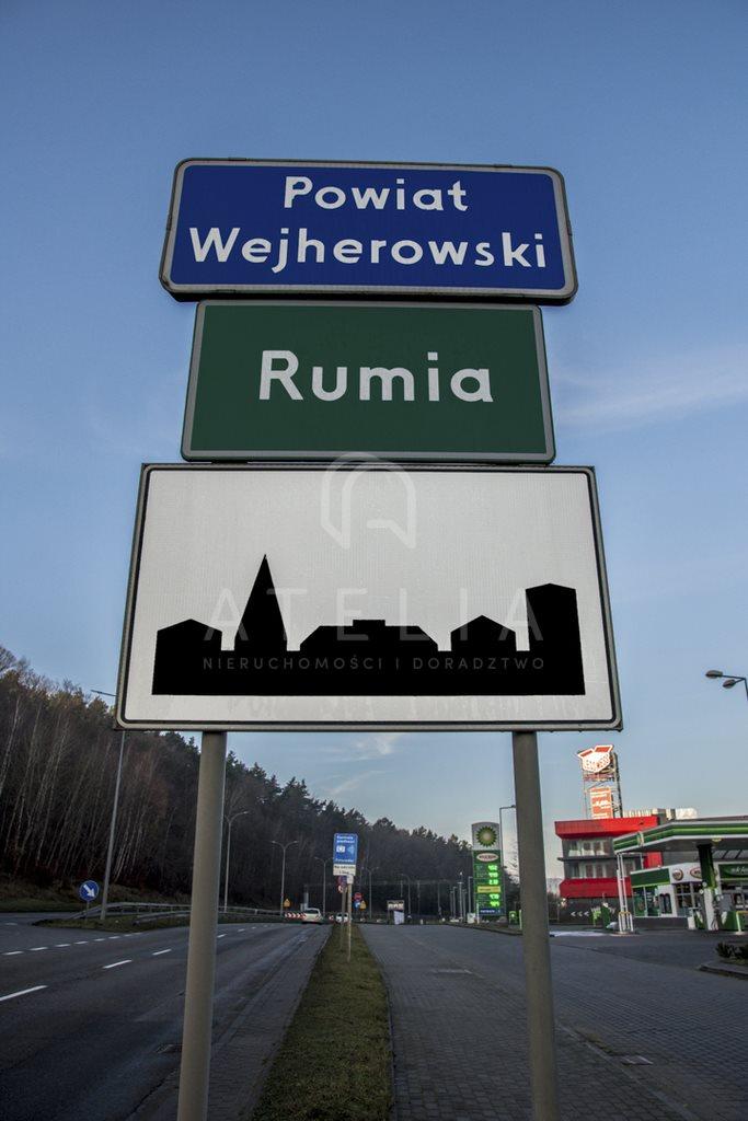 Działka przemysłowo-handlowa na sprzedaż Rumia  2586m2 Foto 1