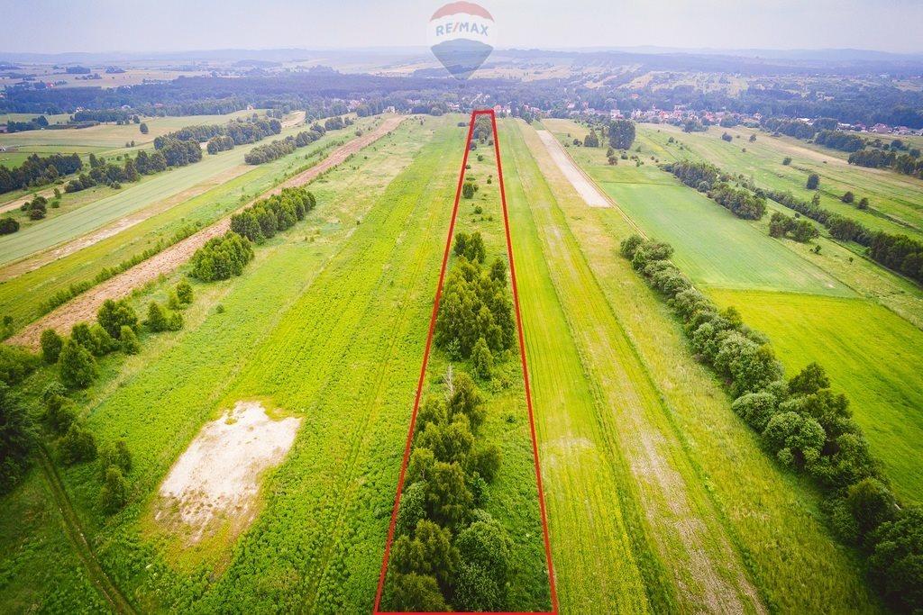 Działka rolna na sprzedaż Załęże  32873m2 Foto 2