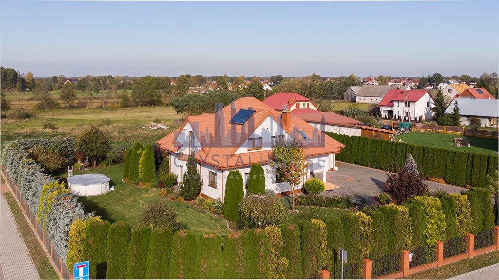 Dom na sprzedaż Myszyniec  246m2 Foto 1