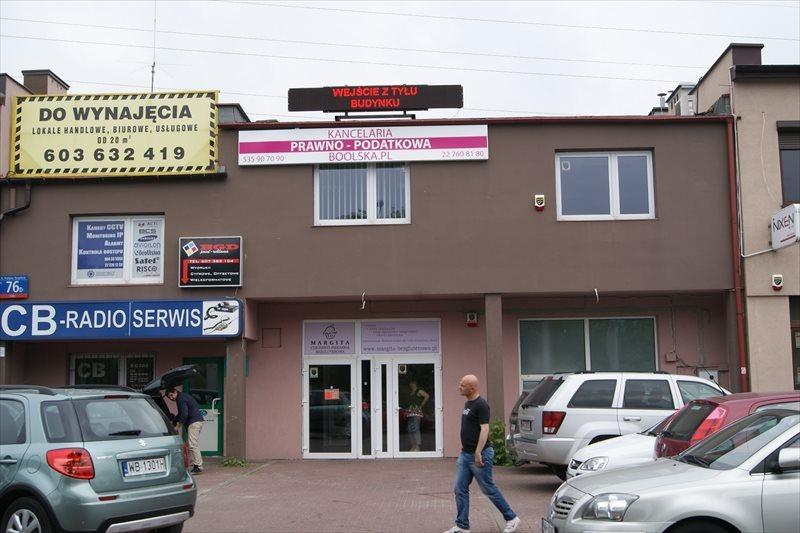 Lokal użytkowy na wynajem Warszawa, Wola, Aleja Prymasa 1000-lecia  32m2 Foto 1