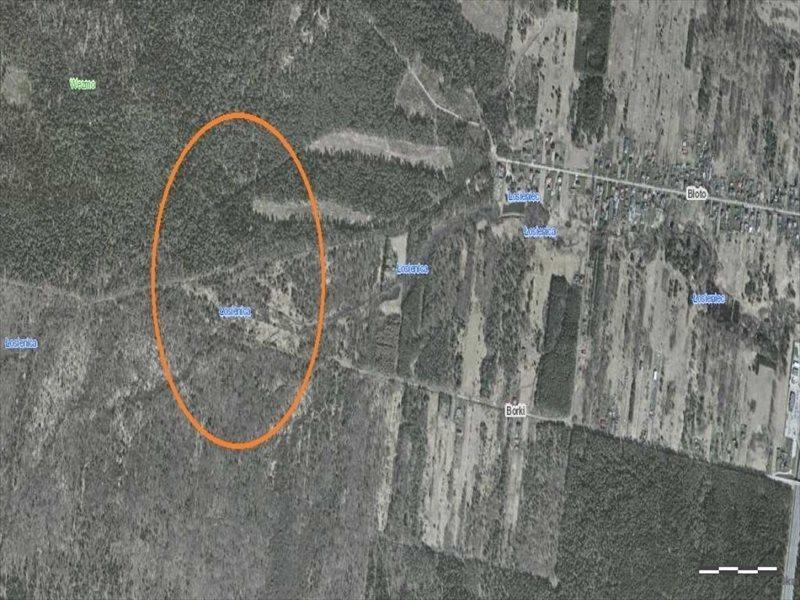 Działka leśna na sprzedaż Suchedniów  9627m2 Foto 1