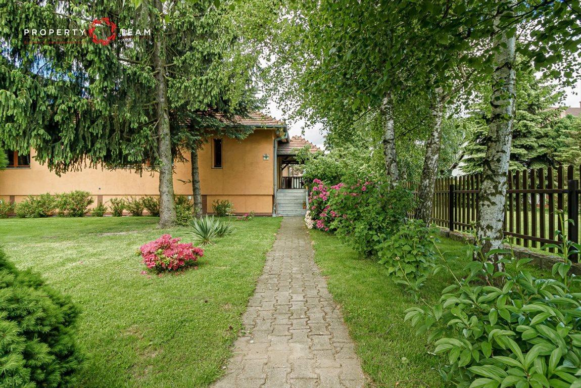 Mieszkanie czteropokojowe  na sprzedaż Żerniki Wrocławskie, Wiosenna  210m2 Foto 3