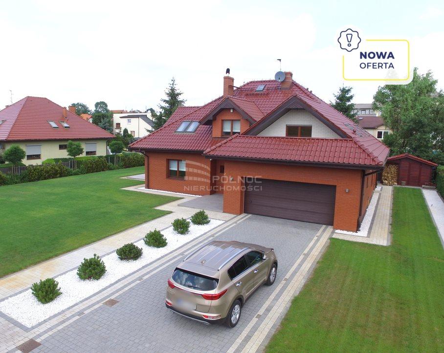 Dom na sprzedaż Bielany Wrocławskie, Klonowa  357m2 Foto 1