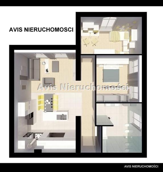 Mieszkanie trzypokojowe na sprzedaż Świdnica  96m2 Foto 2