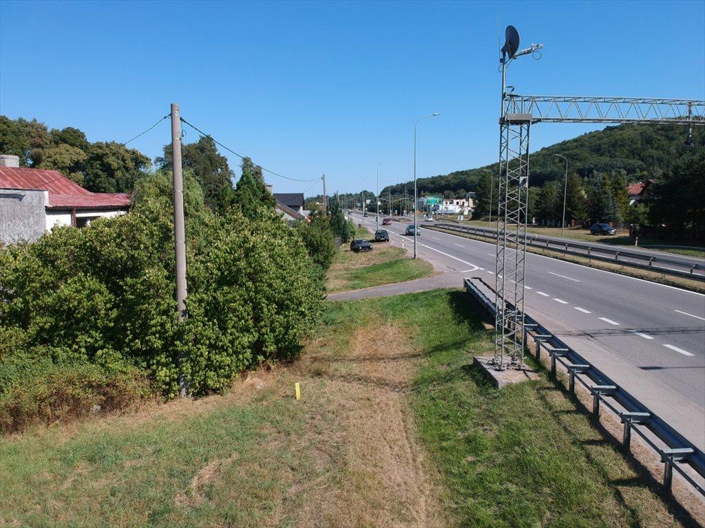 Działka przemysłowo-handlowa pod dzierżawę Reda, Wejherowska  2517m2 Foto 12