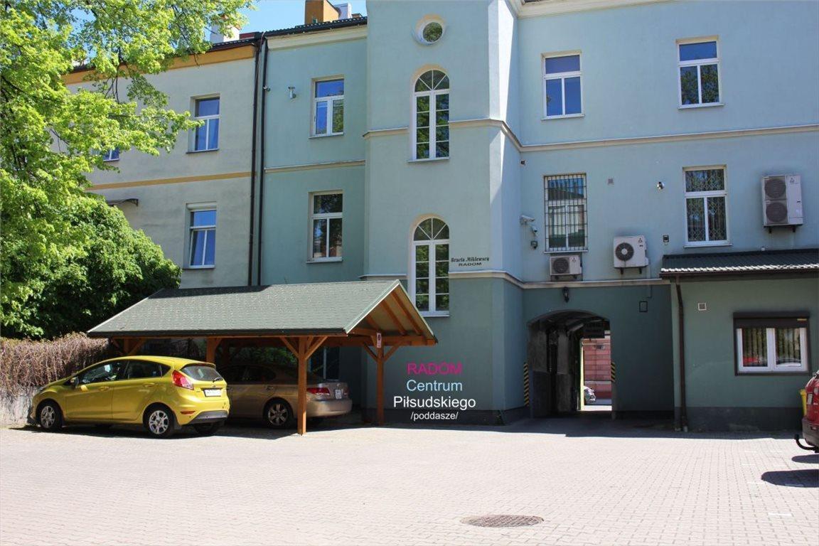 Mieszkanie trzypokojowe na wynajem Radom, Centrum, Piłsudskiego  100m2 Foto 12