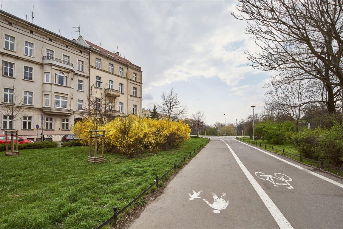Mieszkanie dwupokojowe na sprzedaż Wrocław, Przedmieście Oławskie, Komuny Paryskiej  52m2 Foto 12