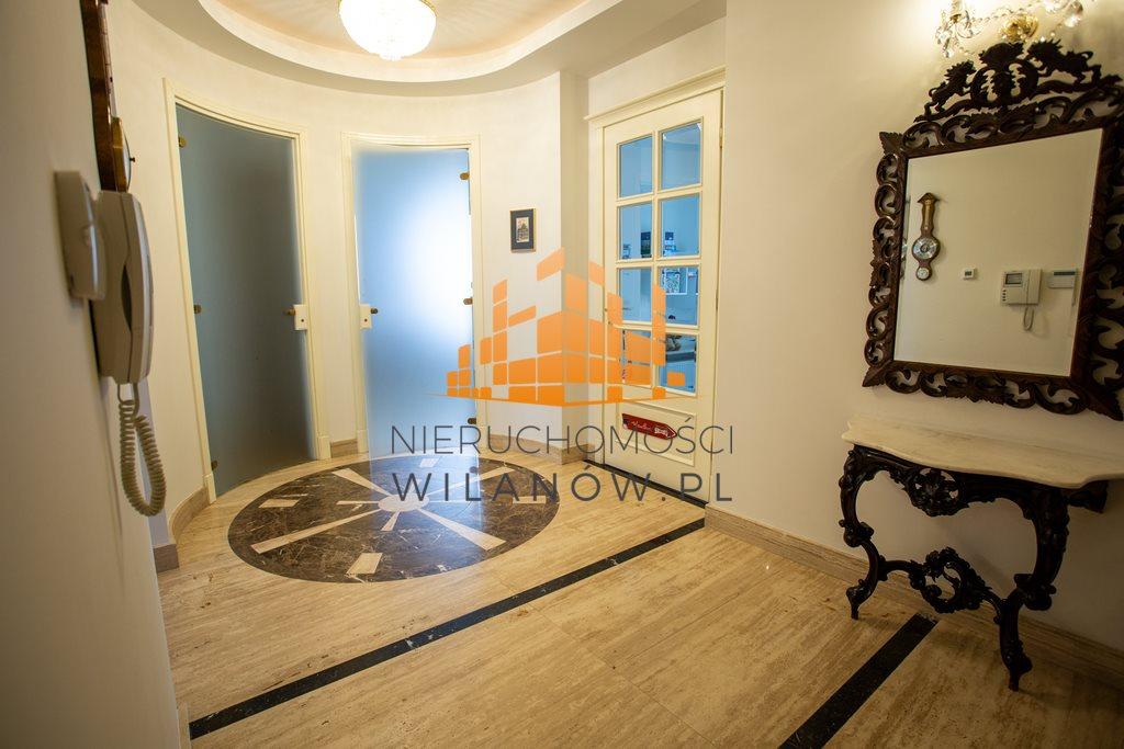 Mieszkanie czteropokojowe  na wynajem Warszawa, Wilanów, Sarmacka  200m2 Foto 7
