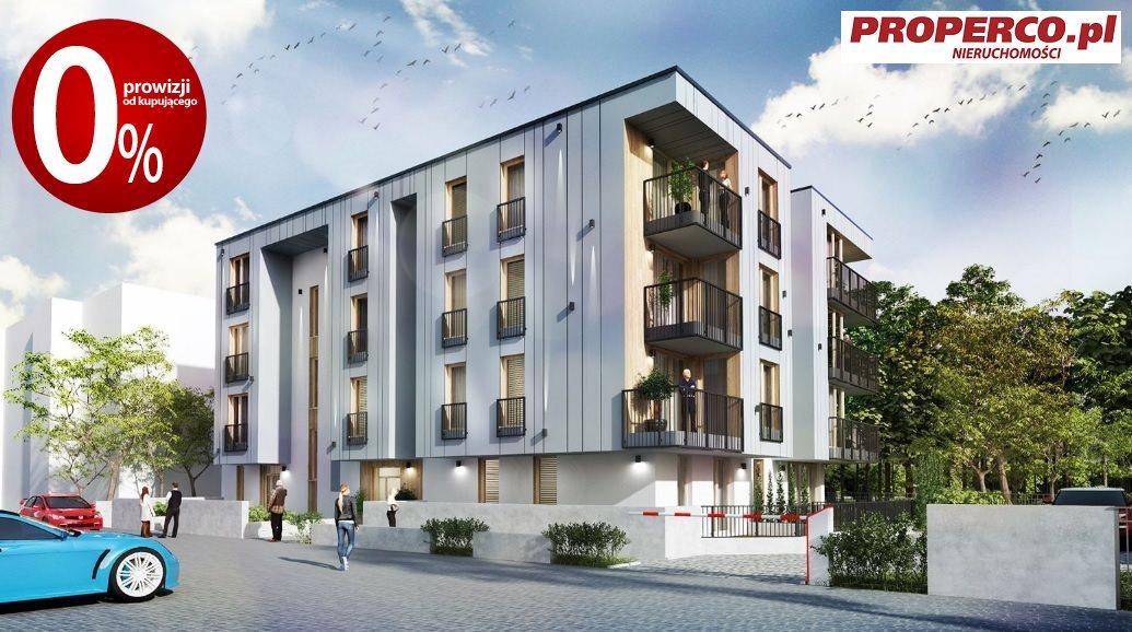 Mieszkanie trzypokojowe na sprzedaż Kielce, Szydłówek, Klonowa  66m2 Foto 2