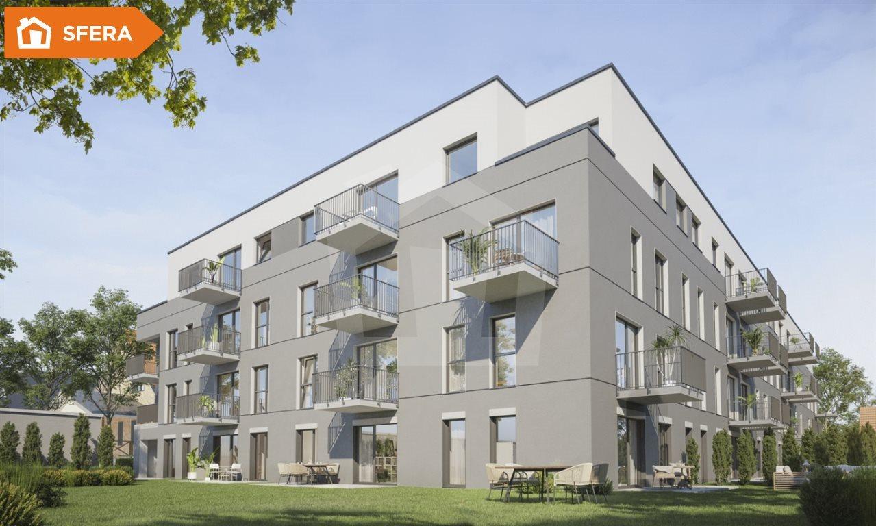 Mieszkanie czteropokojowe  na sprzedaż Bydgoszcz, Górzyskowo  64m2 Foto 3