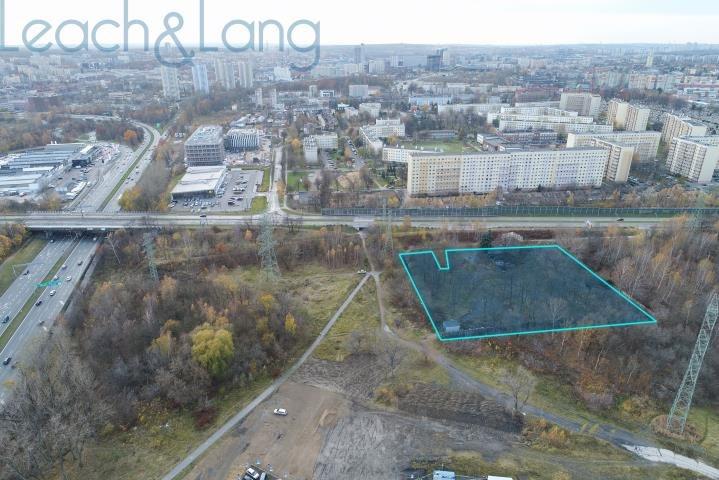 Działka inwestycyjna na sprzedaż Katowice, Bogucice, Bohaterów Monte Cassino  9040m2 Foto 1