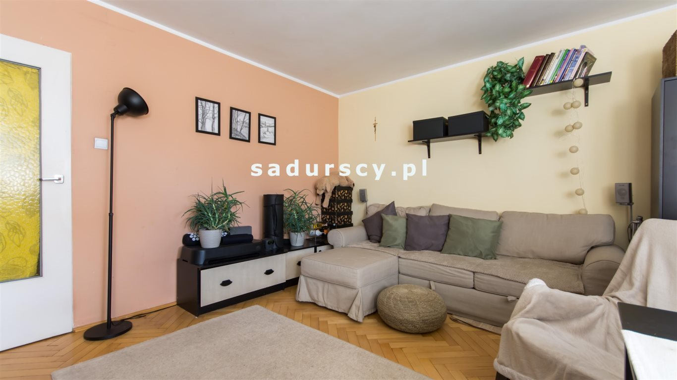 Mieszkanie trzypokojowe na sprzedaż Kraków, Podgórze, Lipska  65m2 Foto 4