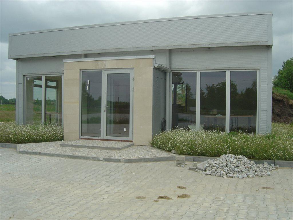 Działka inwestycyjna pod dzierżawę Urzut, Utwardzony Plac  8000m2 Foto 2