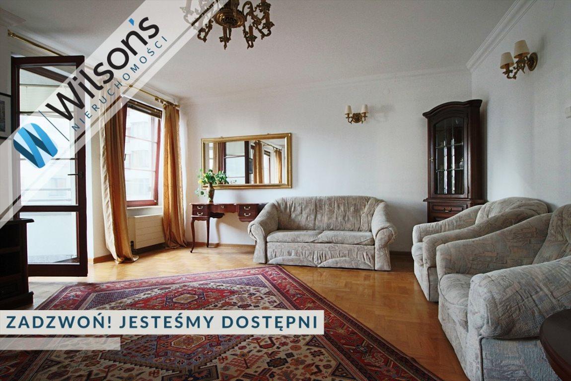 Luksusowe mieszkanie na sprzedaż Warszawa, Wola, Łucka  127m2 Foto 1