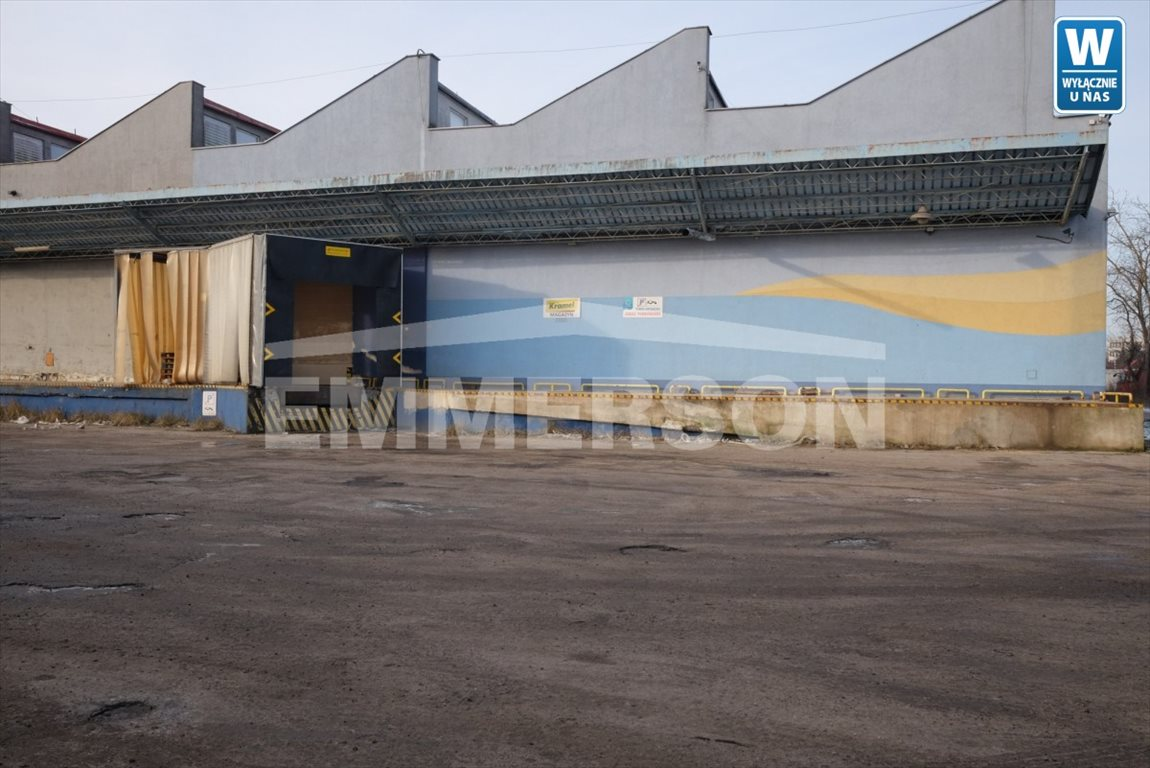 Lokal użytkowy na sprzedaż Płock, Graniczna  5364m2 Foto 2