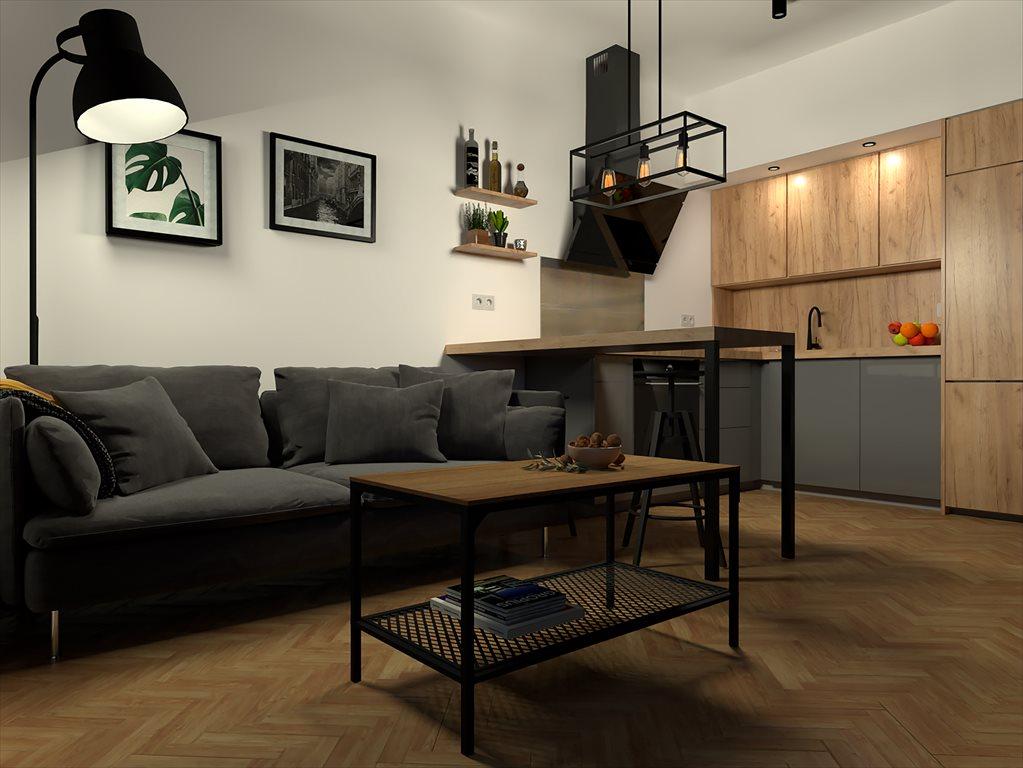 Mieszkanie trzypokojowe na sprzedaż Kraków, Nowa Huta, Szkolne  50m2 Foto 3