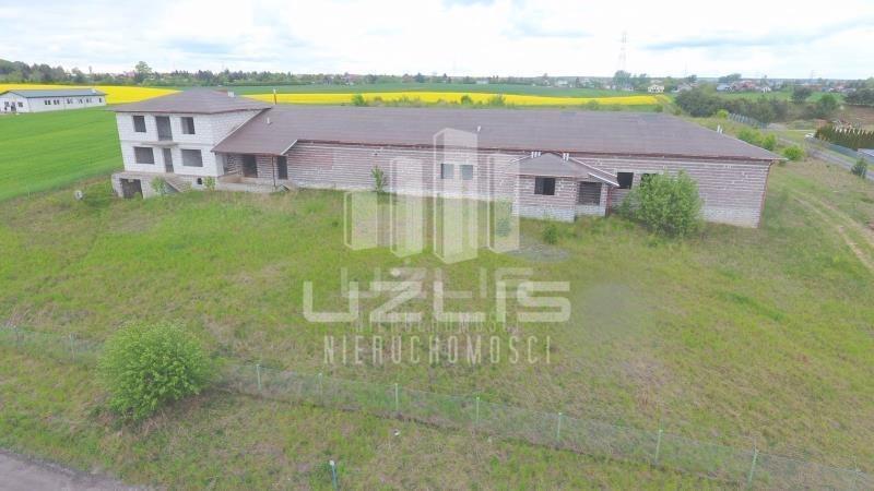 Lokal użytkowy na sprzedaż Janowo  831m2 Foto 6