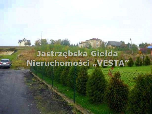 Działka budowlana na sprzedaż Jastrzębie-Zdrój  1276m2 Foto 1