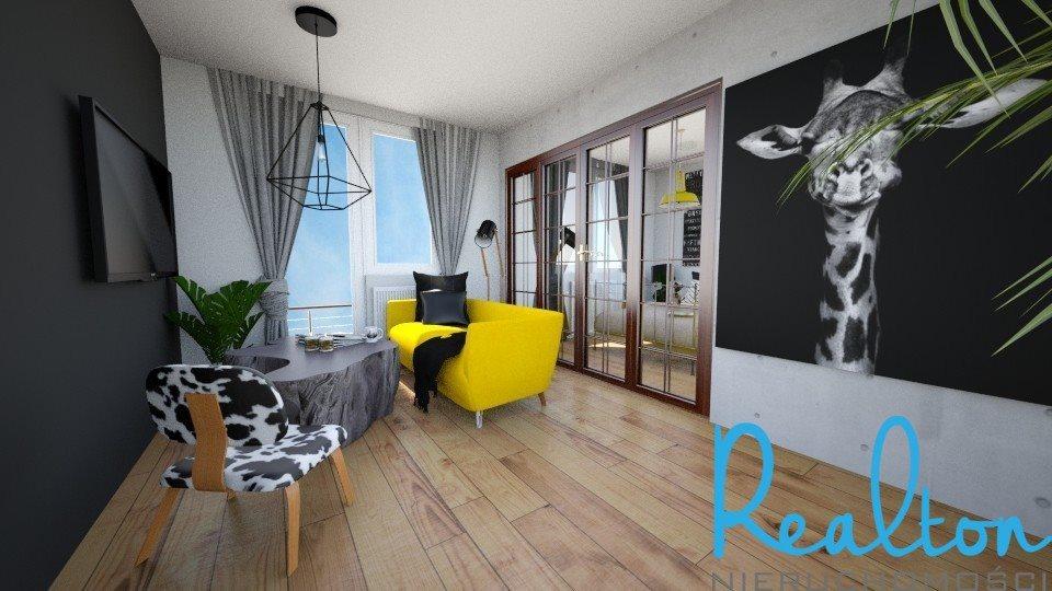 Mieszkanie dwupokojowe na sprzedaż Gliwice, Os. Sikornik, Zimorodka  46m2 Foto 2