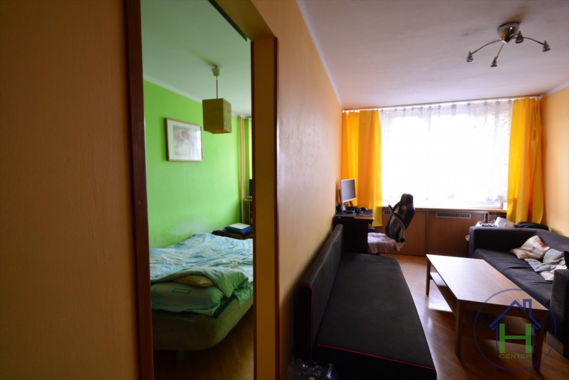 Mieszkanie dwupokojowe na wynajem Katowice, Koszutka, Aleja Wojciecha Korfantego  36m2 Foto 6