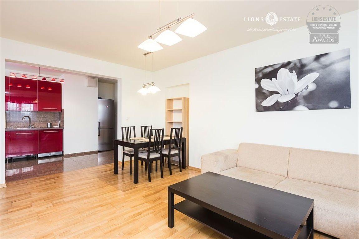 Mieszkanie czteropokojowe  na wynajem Warszawa, Mokotów Ksawerów, Bukowińska  105m2 Foto 1