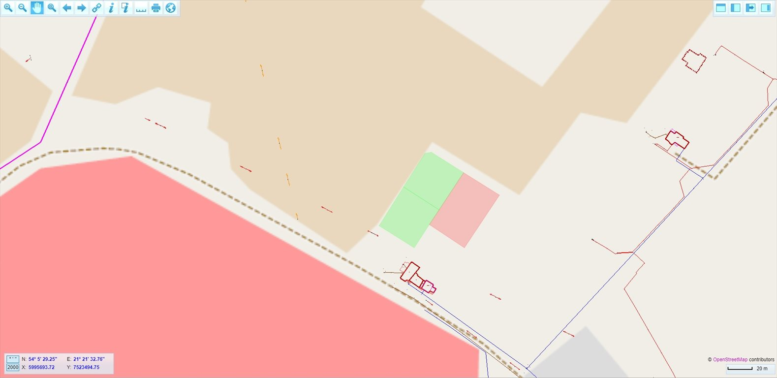 Lokal użytkowy na sprzedaż Kętrzyn, Górna  278m2 Foto 12
