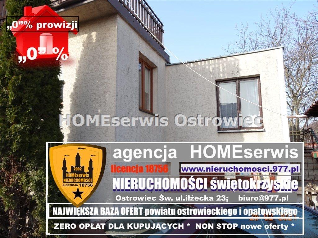 Dom na sprzedaż Ostrowiec Świętokrzyski, Centrum  120m2 Foto 1