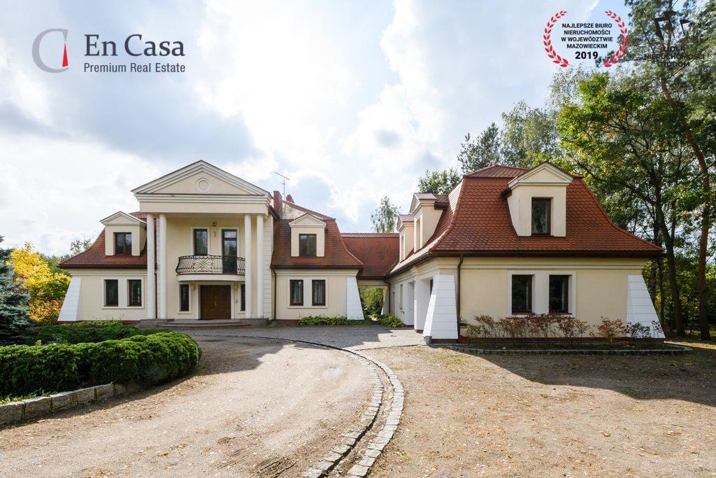 Dom na sprzedaż Książenice, Tarninowa  524m2 Foto 1