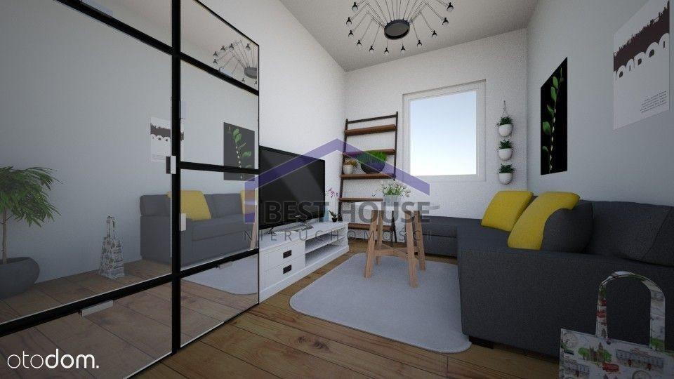 Mieszkanie trzypokojowe na sprzedaż Wrocław, Krzyki, Przedmieście Oławskie, Krasińskiego, Worcella, wysoki standard, 3pok z aneksem  58m2 Foto 2