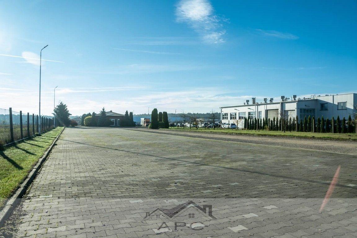Działka przemysłowo-handlowa pod dzierżawę Leszno  4570m2 Foto 2
