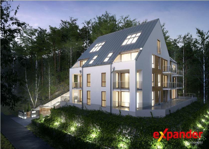 Mieszkanie dwupokojowe na sprzedaż Gdynia, Redłowo  90m2 Foto 1