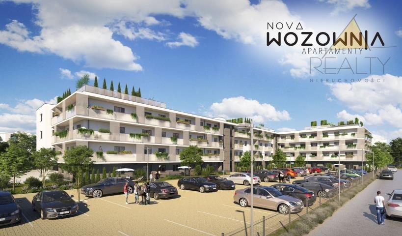 Mieszkanie trzypokojowe na sprzedaż Leszno, Sobieskiego  54m2 Foto 5