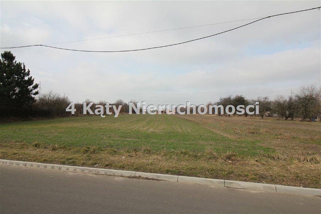 Działka budowlana na sprzedaż Ostrów Wielkopolski, Zębców  2142m2 Foto 2